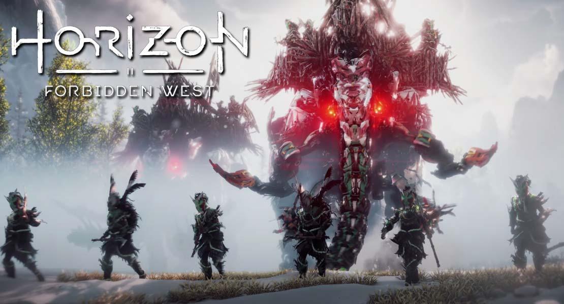 Horizon: Forbidden West - Avance