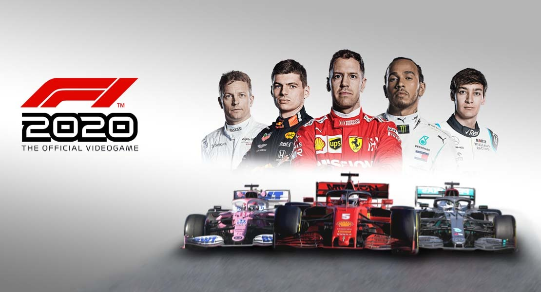 Tres motivos para volver a la carrera con F1 2020