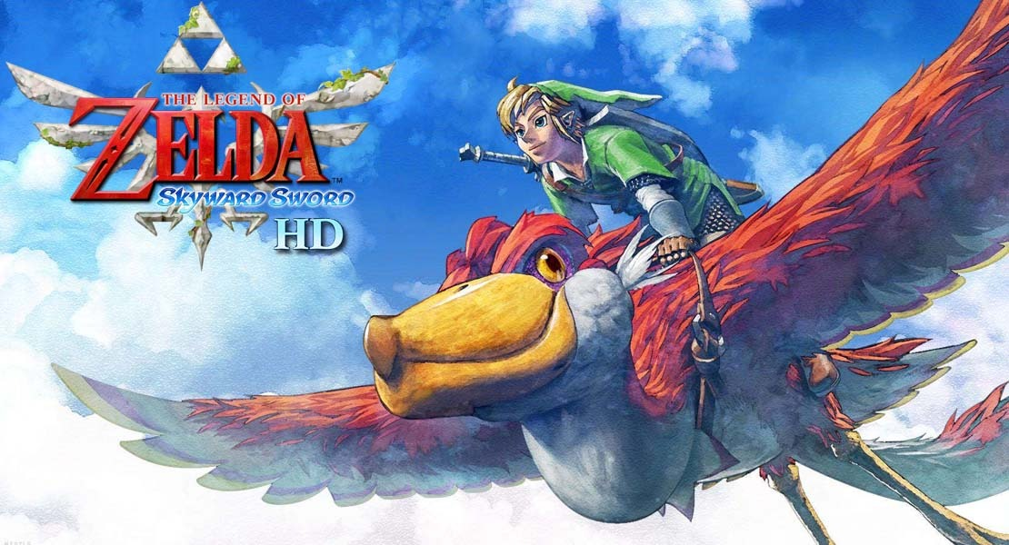 Primer vistazo - Un Zelda de altos vuelos