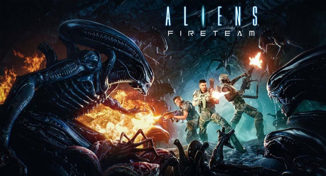 Avance de Aliens: Fireteam
