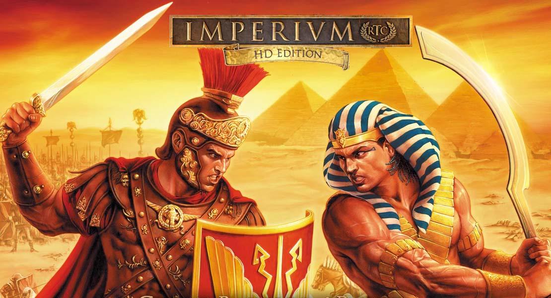 Jugamos a la beta de Imperivm HD