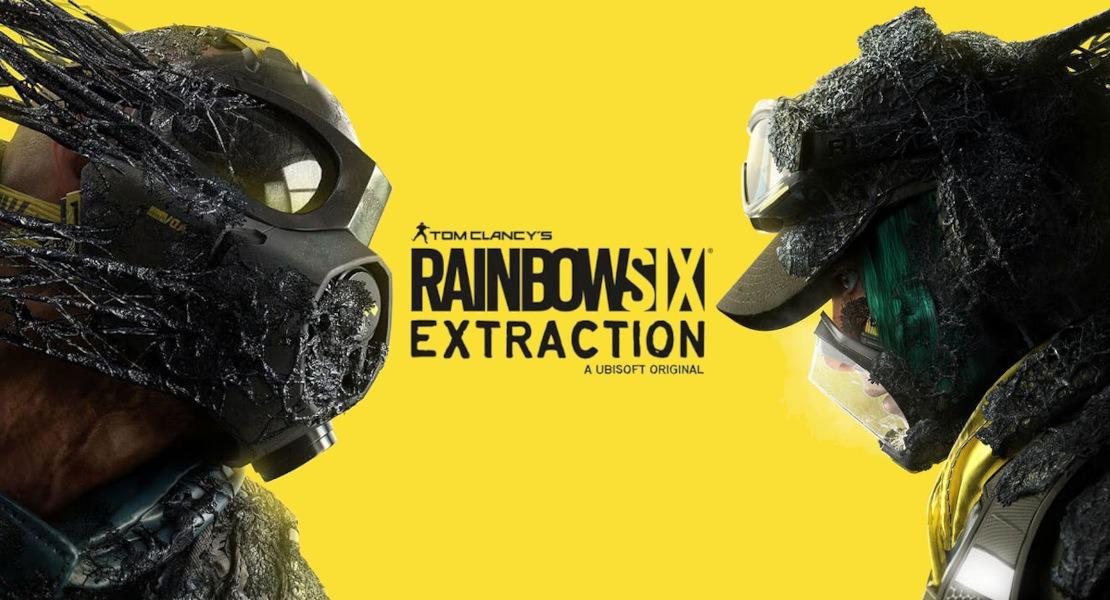 Primeras impresiones - Rainbow Six Extraction