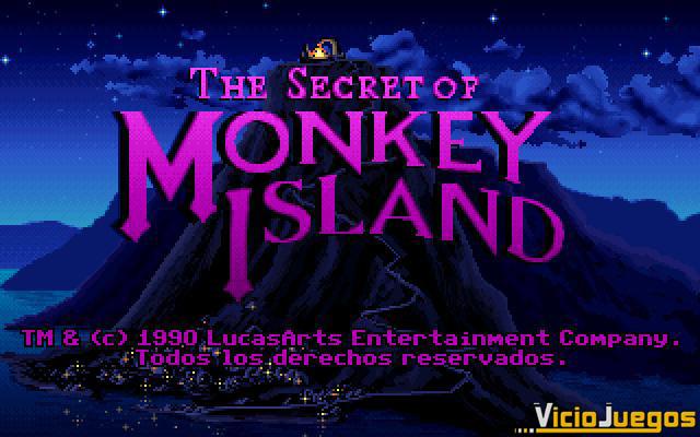 Cómo llegar a Monkey Island y poder contarlo