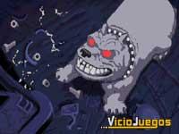 Uno de los pocos enemigos del juego que conseguirán que Ben huya corriendo como una nenaza