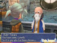 Avance de Final Fantasy III: Impresiones Jugables: Versión final americana