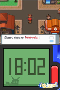 Imagen/captura de Pokémon: Edición Diamante para Nintendo DS