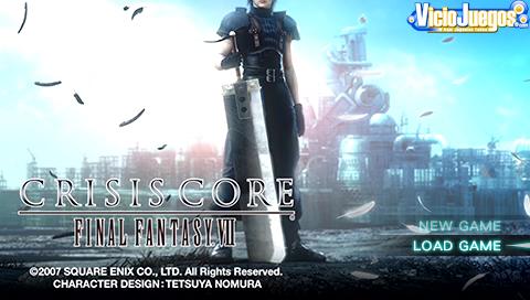Impresiones Jugables: FF VII: Crisis Core