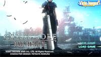 Avance de Final Fantasy VII: Crisis Core: Impresiones Jugables: FF VII: Crisis Core