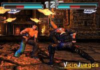 Imagen/captura de Tekken Tag Tournament para PlayStation 2