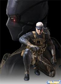 Avance de Metal Gear Solid 4: Guns of the Patriots : Jugamos a la beta en castellano