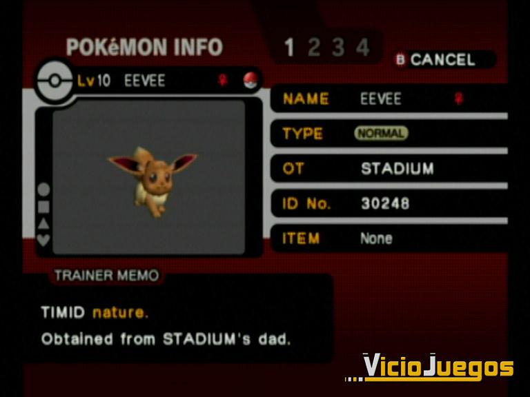 Pokémon XD Tempestad Oscura: Impresiones jugables
