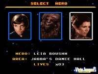 Imagen/captura de Super Star Wars: Return of the Jedi para Super Nintendo