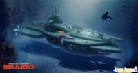Los submarinos y demás naves anfibias cobrarán una gran importancia en la exploración del terreno.