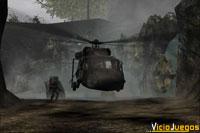 Avance de Conflict: Global Storm: Luchando contra el terrorismo internacional.