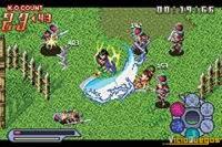 Análisis de Dynasty Warriors Advance para GBA: Pequeños guerreros