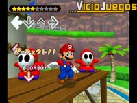 Avance de Dancing Stage: Mario Mix : Mario's Groove