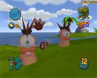 Imagen/captura de Worms 4: Mayhem para PlayStation 2