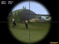 Algunas misiones nos pondrán en el papel de francotiradores.