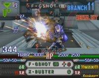 Imagen/captura de Namco x Capcom para PlayStation 2