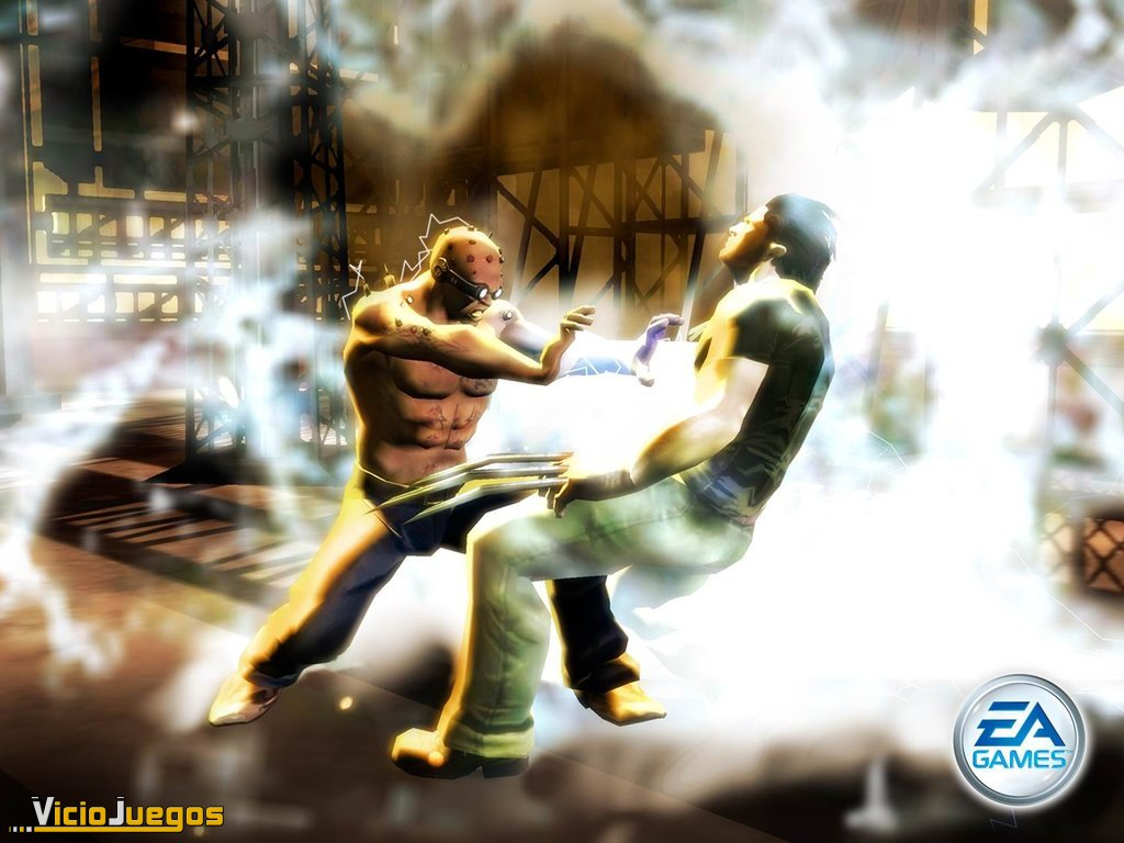 Los h�roes de Marvel contra la amenaza Imperfecta