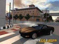 Aquí tenéis al coche fantástico que estará disponible en el juego