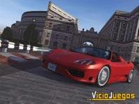 Aquí podéis ver otro de los Ferraris incluidos en el juego