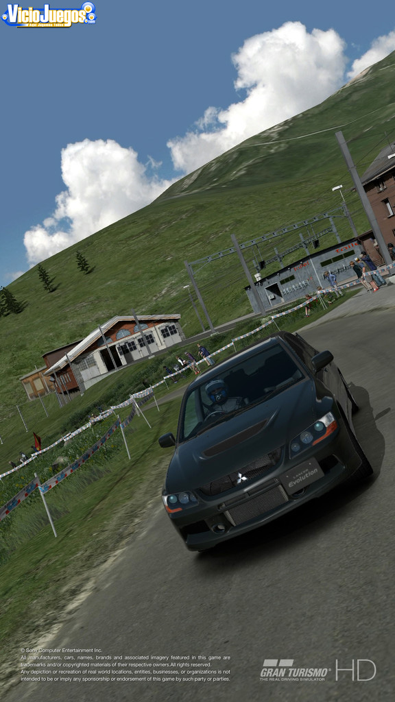 The Real Driving Simulator HD