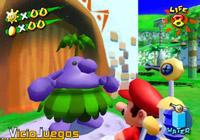 Los habitantes de Isla Delfino estarán por todos los mundos que visite Mario