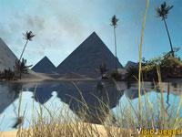 Las pirámides para las naves Al'kesh