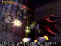 Imagen/captura de Shadow the Hedgehog para PlayStation 2