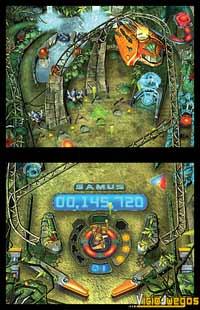 Avance de Metroid Prime Pinball: Samus y los Piratas Espaciales a bolazos
