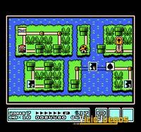 Las tuberías inspiraron un mundo completo de Super Mario Bros. 3