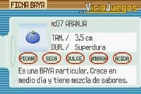 Imagen/captura de Pokémon Rubí para Game Boy Advance