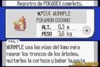 La Pokédex muestra información de utilidad sobre los Pokémon.