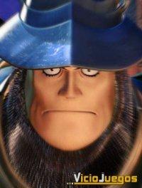 Steiner, el fiel comandante del batallón pluto.