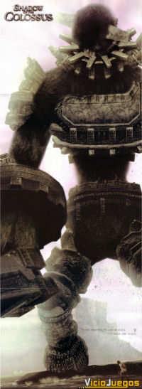 Análisis de Shadow of the Colossus para PS2: Narrativa de una colosal historia de amor