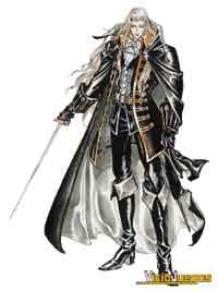 Alucard, el protagonista