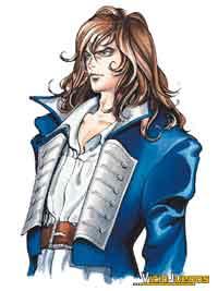 Richter Belmont, el ultimo del clan Belmont