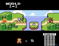 Imagen/captura de Super Mario Bros. Deluxe para Game Boy Color