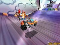 Avance de Crash Tag Team Racing: Magic Crash