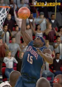 Avance de NBA 2K6: Shaq Attack