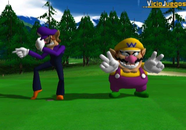 Mario vuelve con los palos al hombro