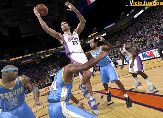 Juguemos a la NBA más moderna
