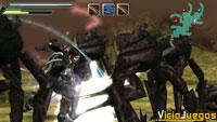 Avance de Bounty Hounds: La guerra de los mundos