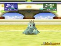 Podemos utilizar los pokémon que hayamos entrenado en varios modos de juego.
