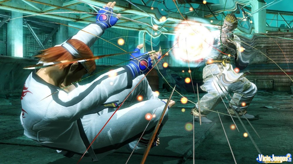 The King of Iron Fist Tournament 6