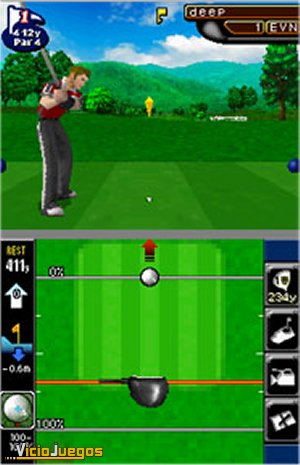 Impresiones Jugables: Touch! Golf