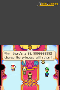 Avance de Mario & Luigi: Compañeros en el Tiempo: Impresiones Jugables: Versión final americana