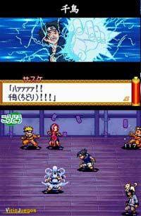 Imagen/captura de Naruto RPG 2: Chidori vs. Rasengan para Nintendo DS
