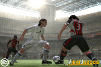 Avance de FIFA 06: Fútbol Total